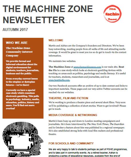 newsletter clip